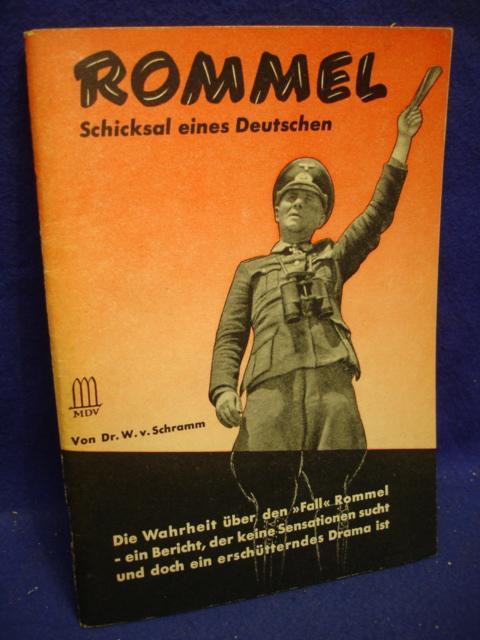 Rommel. Schicksal eines Deutschen