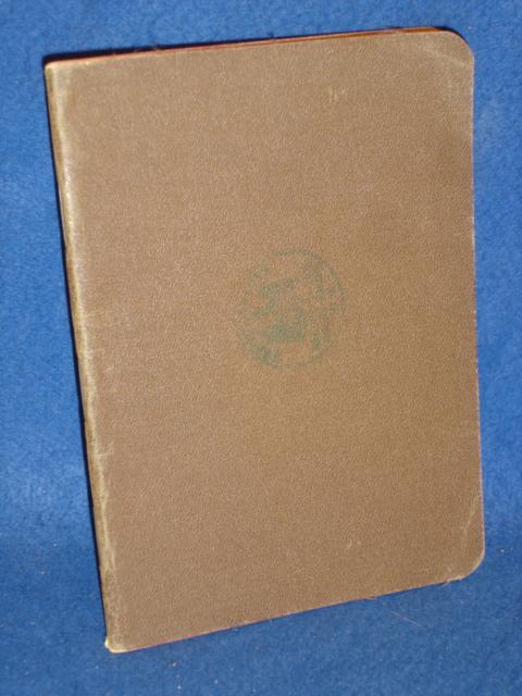 Mitteilungen über die Englische Armee. GEHEIM !.1911.