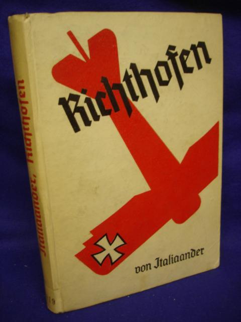 Manfred Freiherr von Richthofen. Der beste Jagdflieger des großen Krieges.