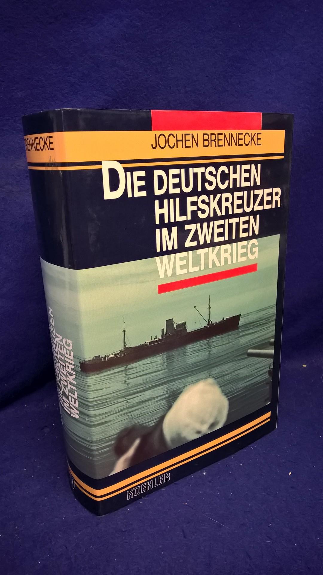 Die deutschen Hilfskreuzer im Zweiten Weltkrieg.