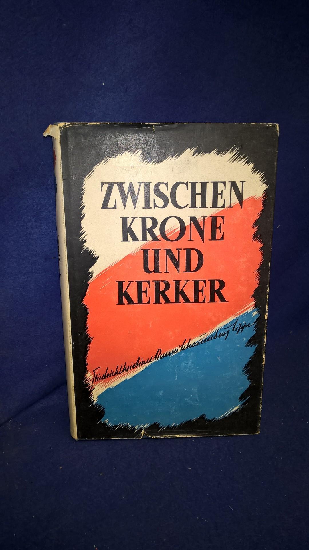Friedrich Christian Prinz zu Schaumburg - Lippe. Zwischen Krone und Kerker.