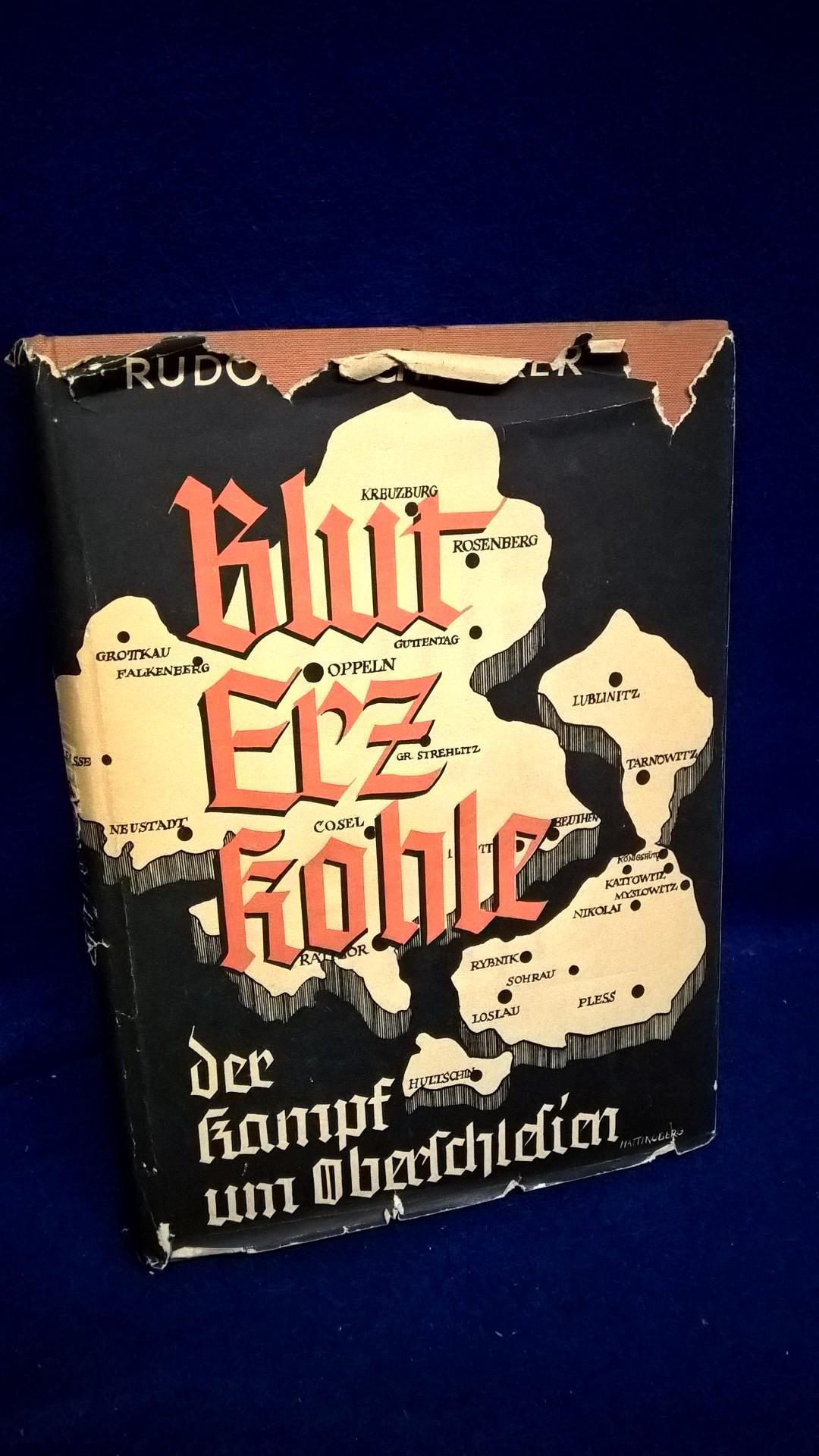 Blut Erz Kohle. Der Kampf um Oberschlesien.Freikorps-Kämpfe.