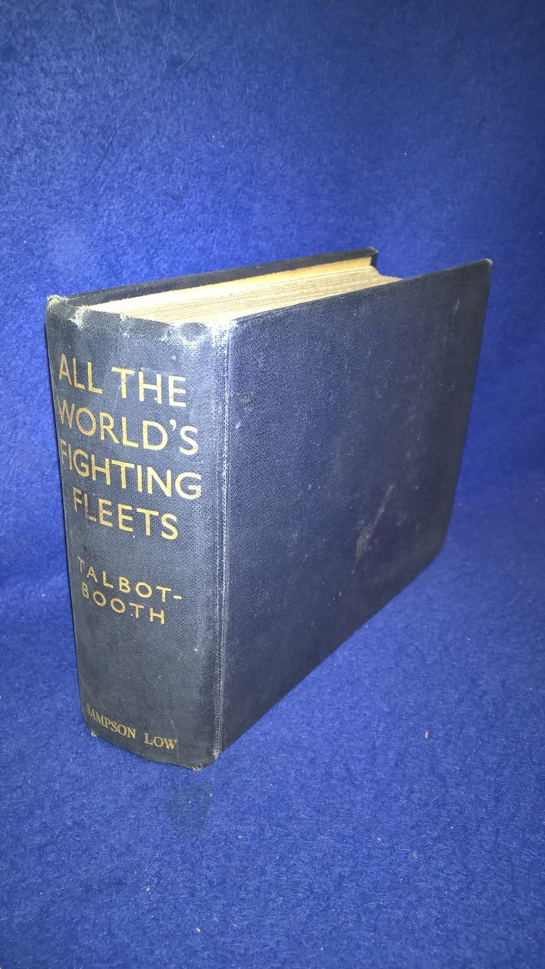 All the world`s Fighting Fleets. Second Edition, um 1938/39.