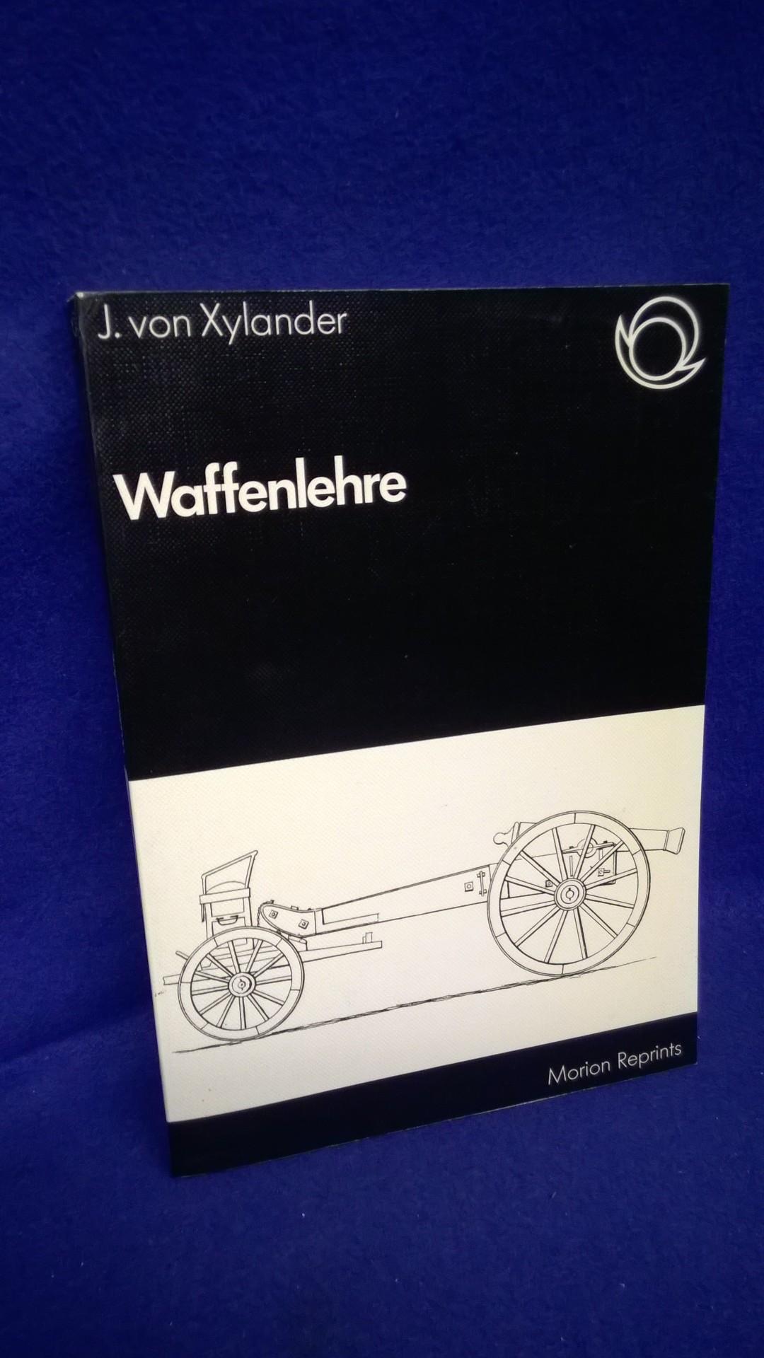 Morion Reprints. Eine bedeutende Reihe zur Geschichte der Waffentechnik, Band 21. Waffenlehre.