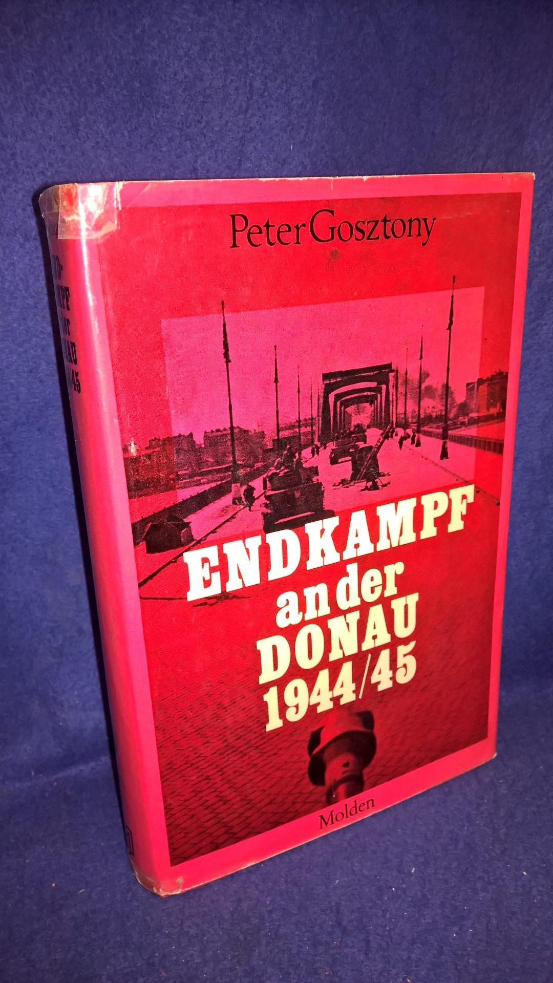 Endkampf an der Donau 1944/45.