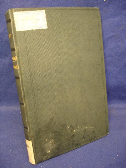 Die Staatswehr. Wissenschaftliche Untersuchung der öffentlichen Wehrangelegenheiten..Orginal-Ausgabe von 1881.