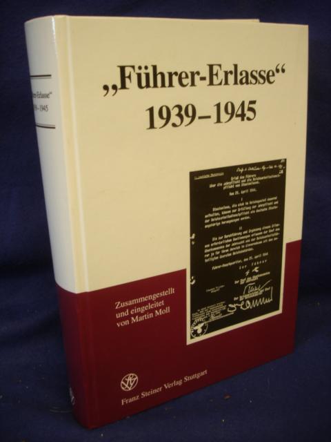 """Führer-Erlasse"" 1939-1945."
