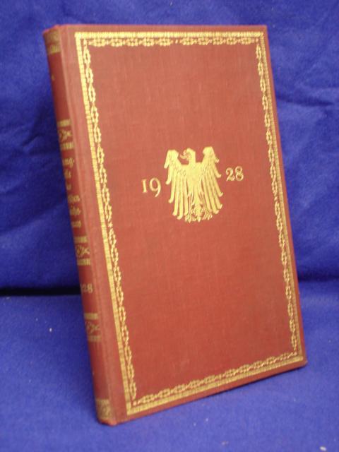 Rangliste des Deutschen Reichsheeres. Nach dem Stande vom 1. Mai 1928.