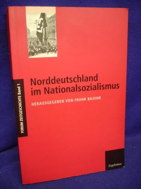 Forum Zeitgeschichte Band 1 : Norddeutschland im Nationalsozialismus