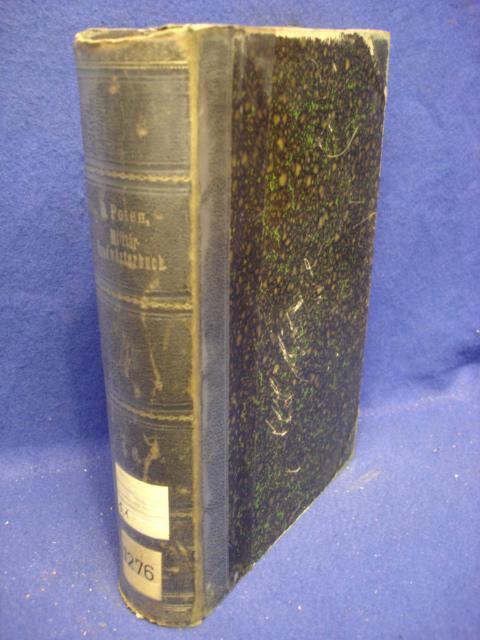 Handwörterbuch der gesamten Militärwissenschaften. 5./6. Band.Ibrahim Pascha bis Krieg von 1859.
