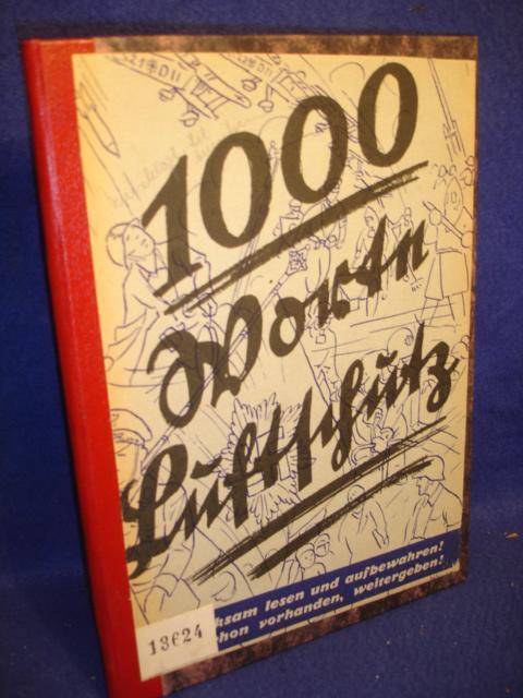 1000 Worte Luftschutz