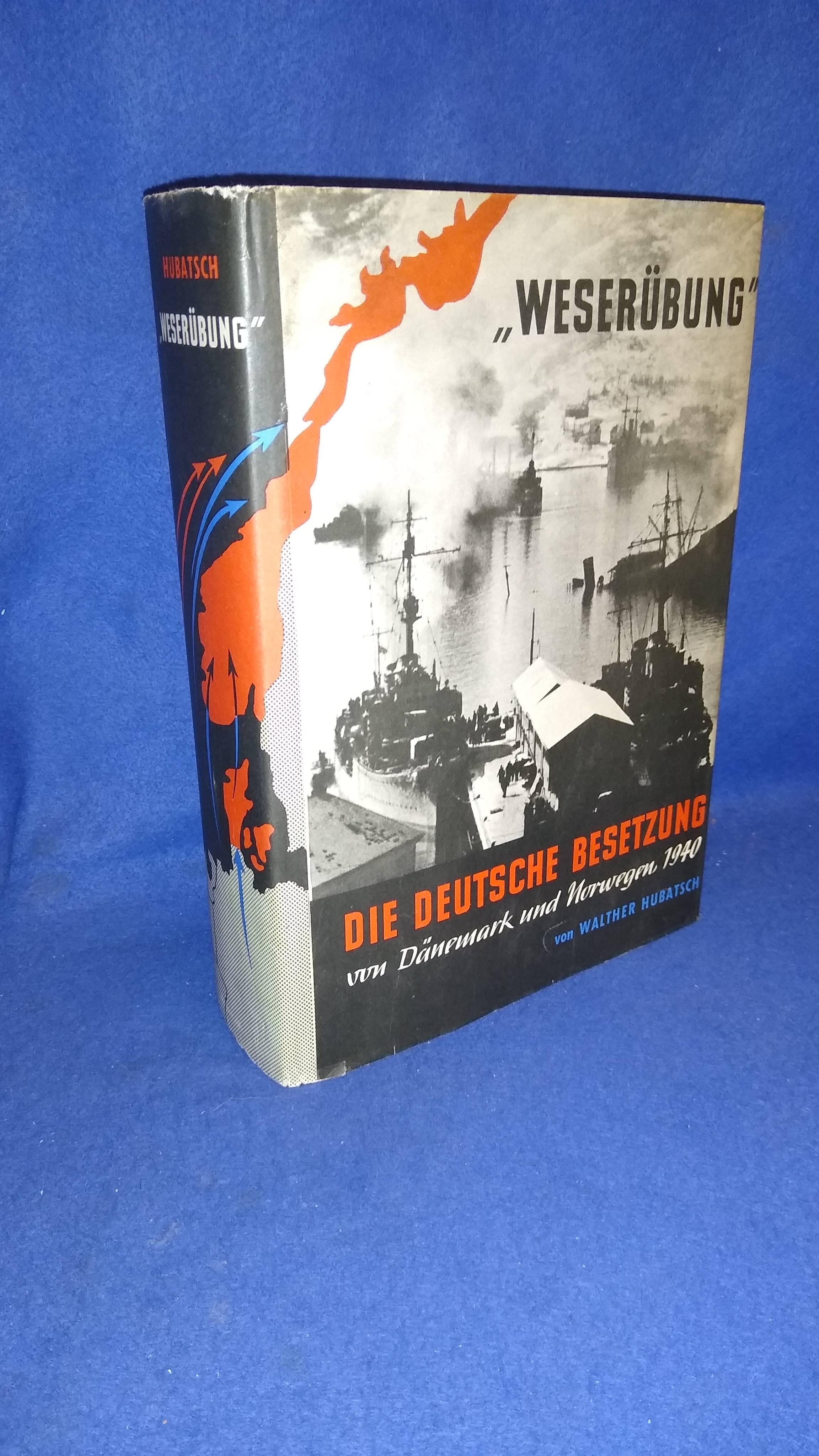 Weserübung'. Die deutsche Besetzung von Dänemark und Norwegen 1940.Mit einem Anhang: Dokumente zum Norwegenfeldzug 1940.