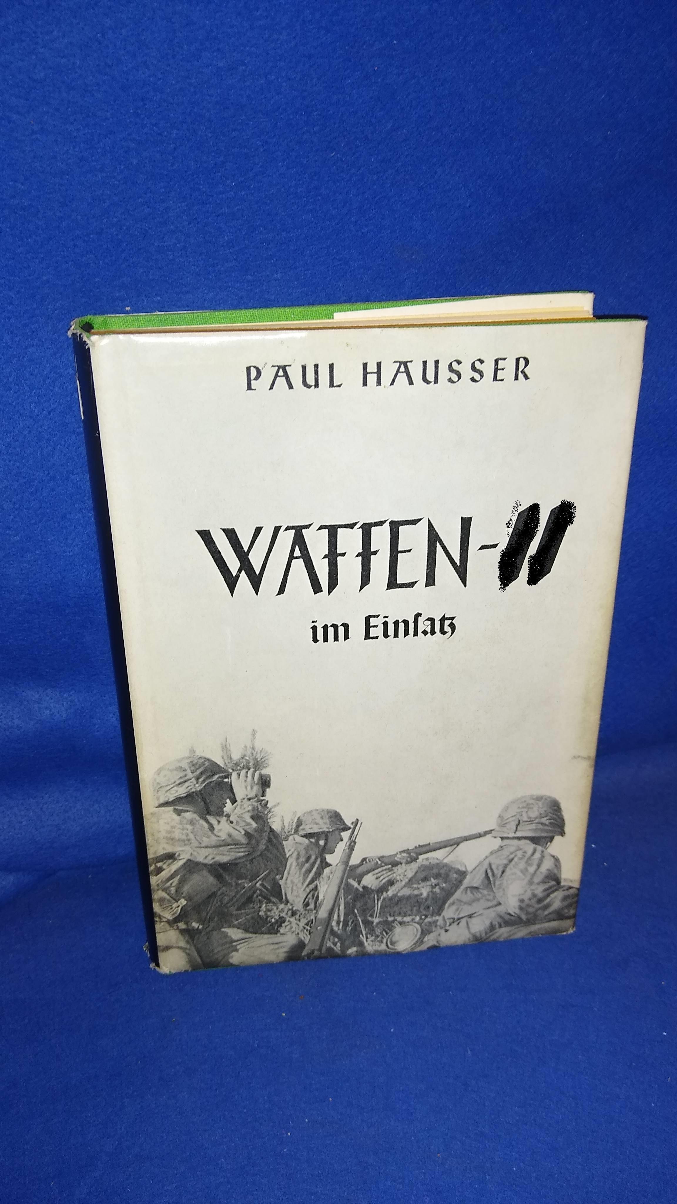 Waffen-SS im Einsatz
