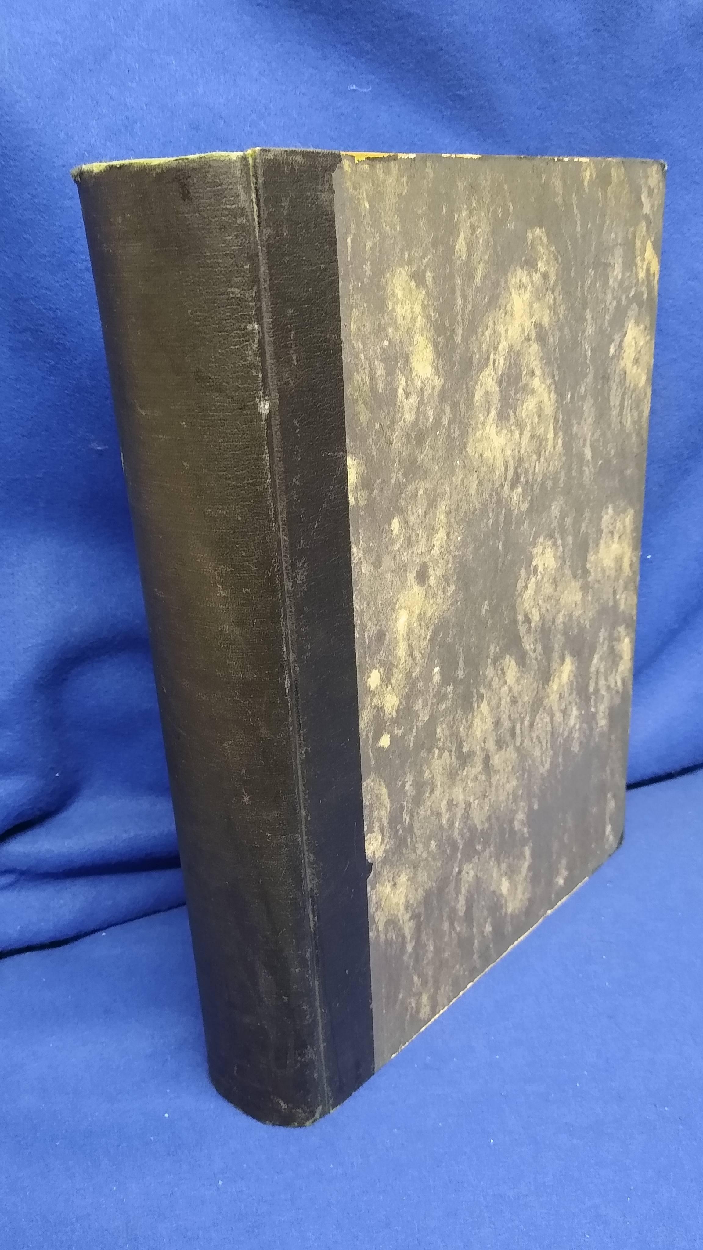 Kriegs- Echo. Wochen- Chronik. Sammelband mit den Heftnummern 61(1915) bis Nr 120 ( 1916).