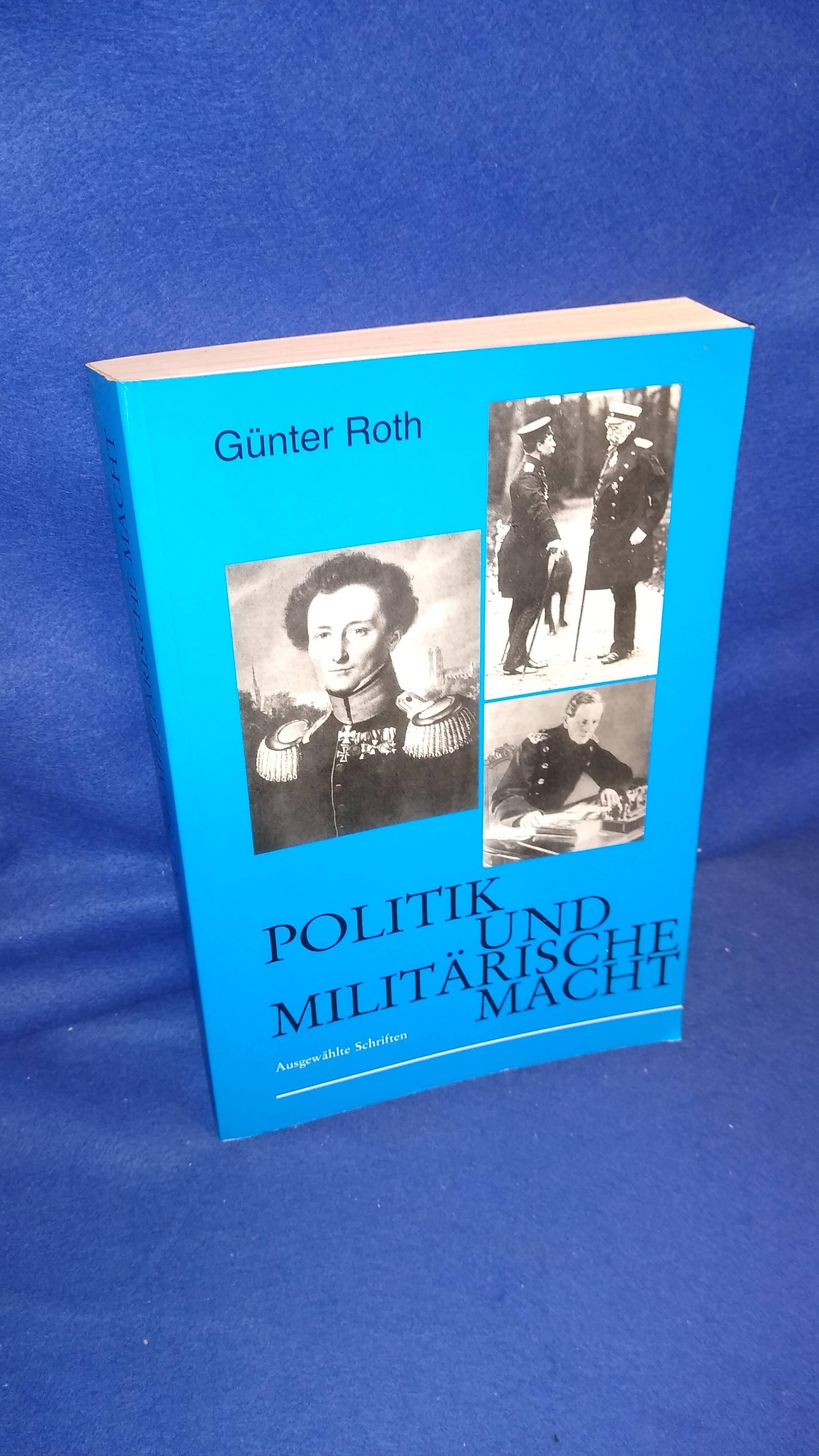 Politik und militärische Macht.