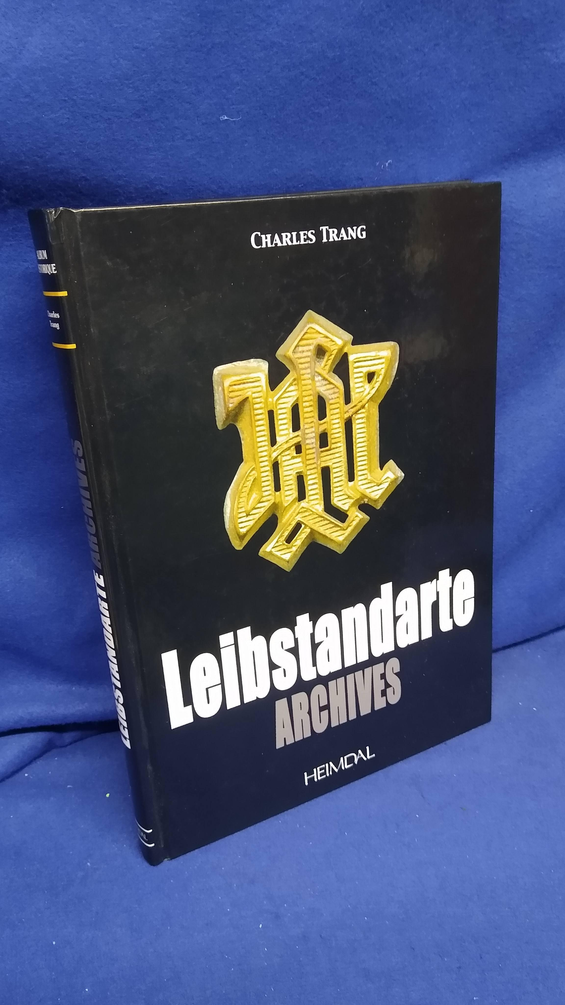 Leibstandarte. Archives.