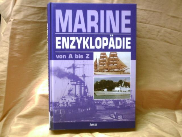 Marineenzyklopädie von A bis Z
