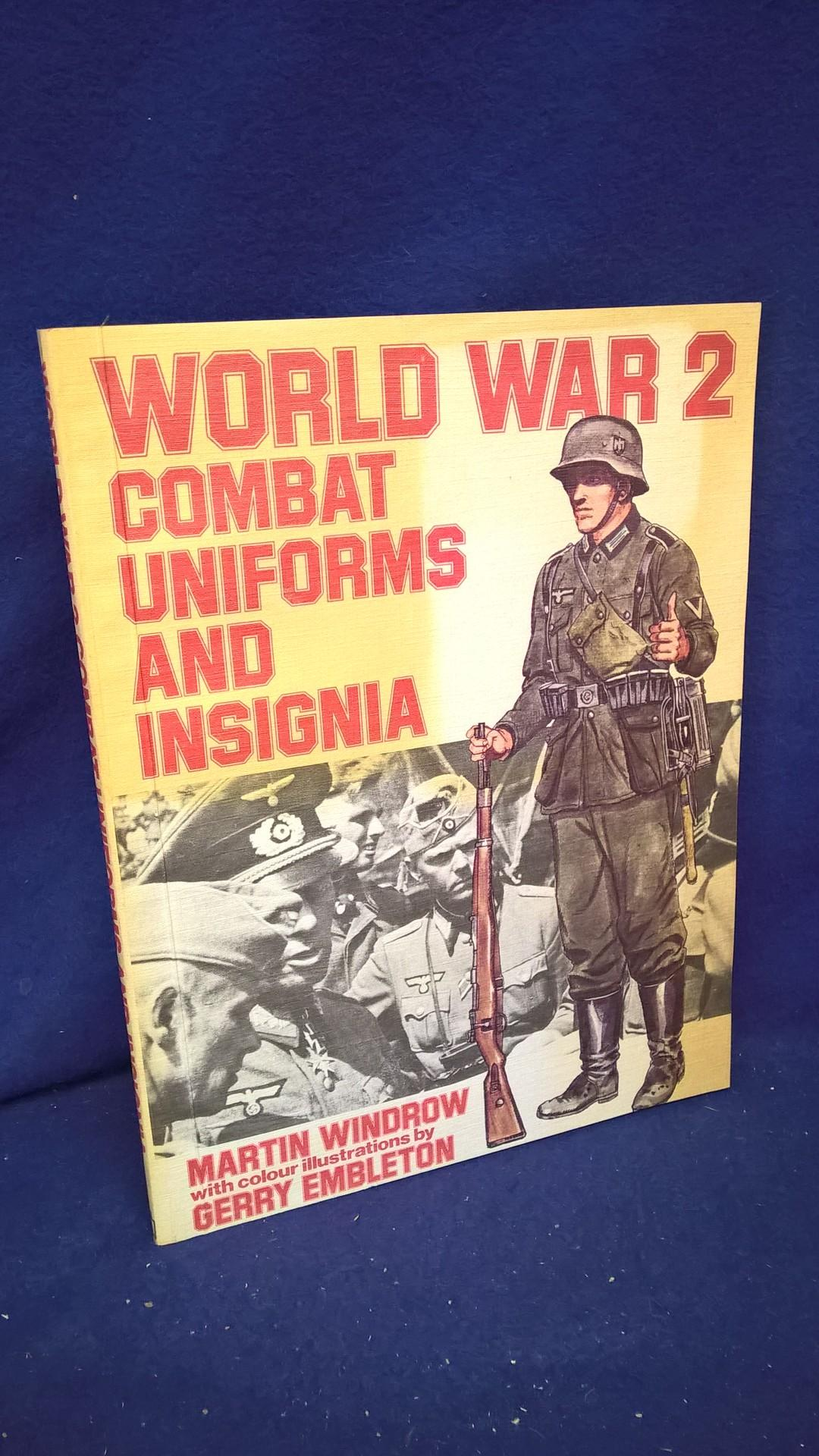 World War 2 Combat Uniforms and Insignia