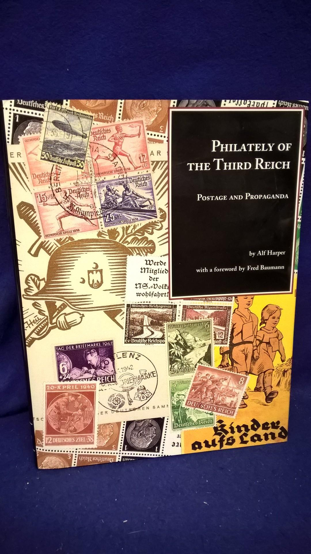Philately of the Third Reich. Postage and Propaganda