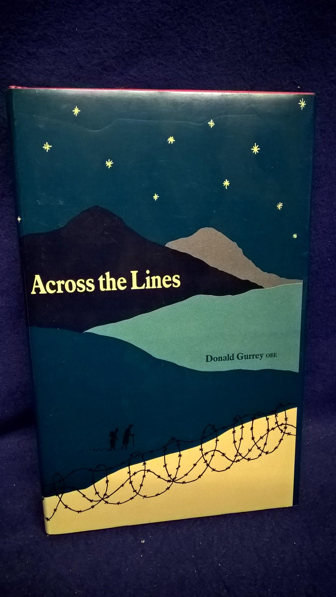 Across the Lines. Account of Axis Intelligence and Sabotage Operations in Italy, 1943-45