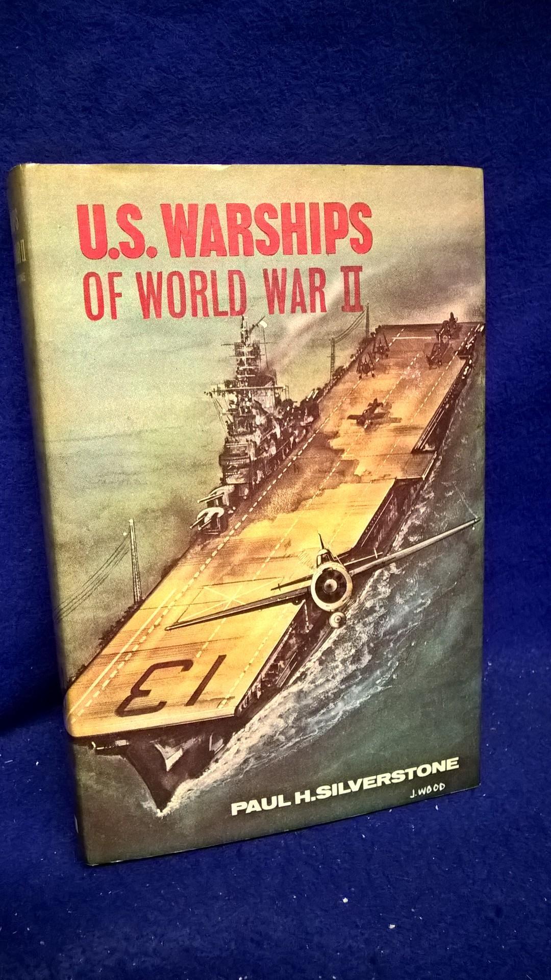 U.S. Warships of World War II.