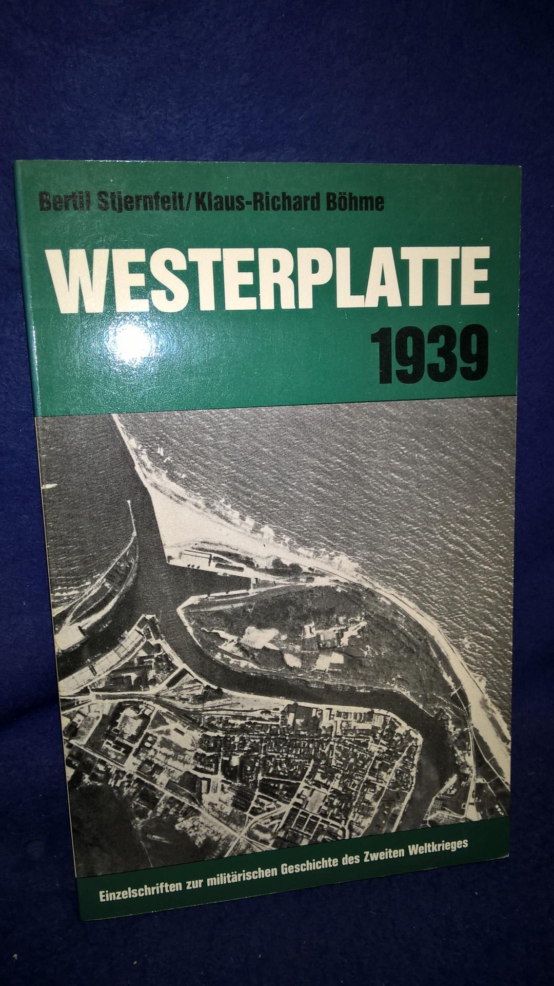 Einzelschriften zur militärischen Geschichte des 2.Weltkrieges - Band 23: Westerplatte 1939.