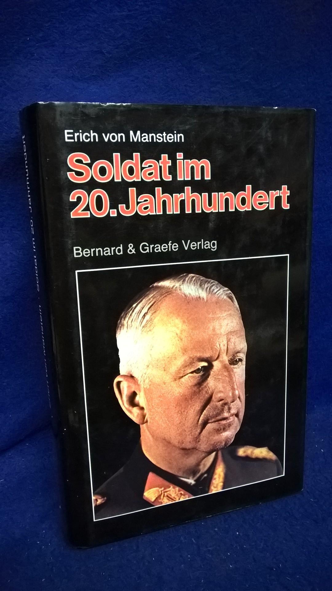 Soldat im 20. Jahrhundert. Militärisch- politische Nachlese.