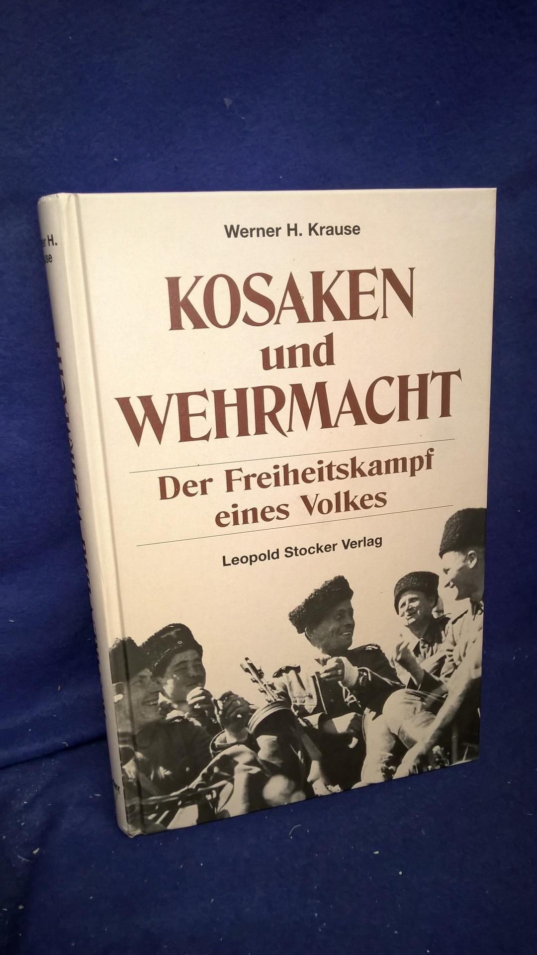 Kosaken und Wehrmacht. Der Freiheitskampf eines Volkes.