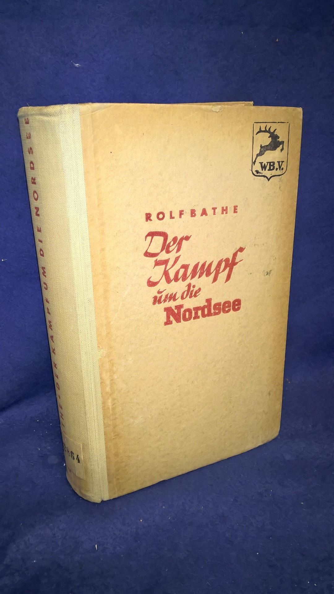Der Kampf um die Nordsee. Chronik des Luft- und Seekriegs im Winter 1939/40 und des norwegischen Feldzugs.