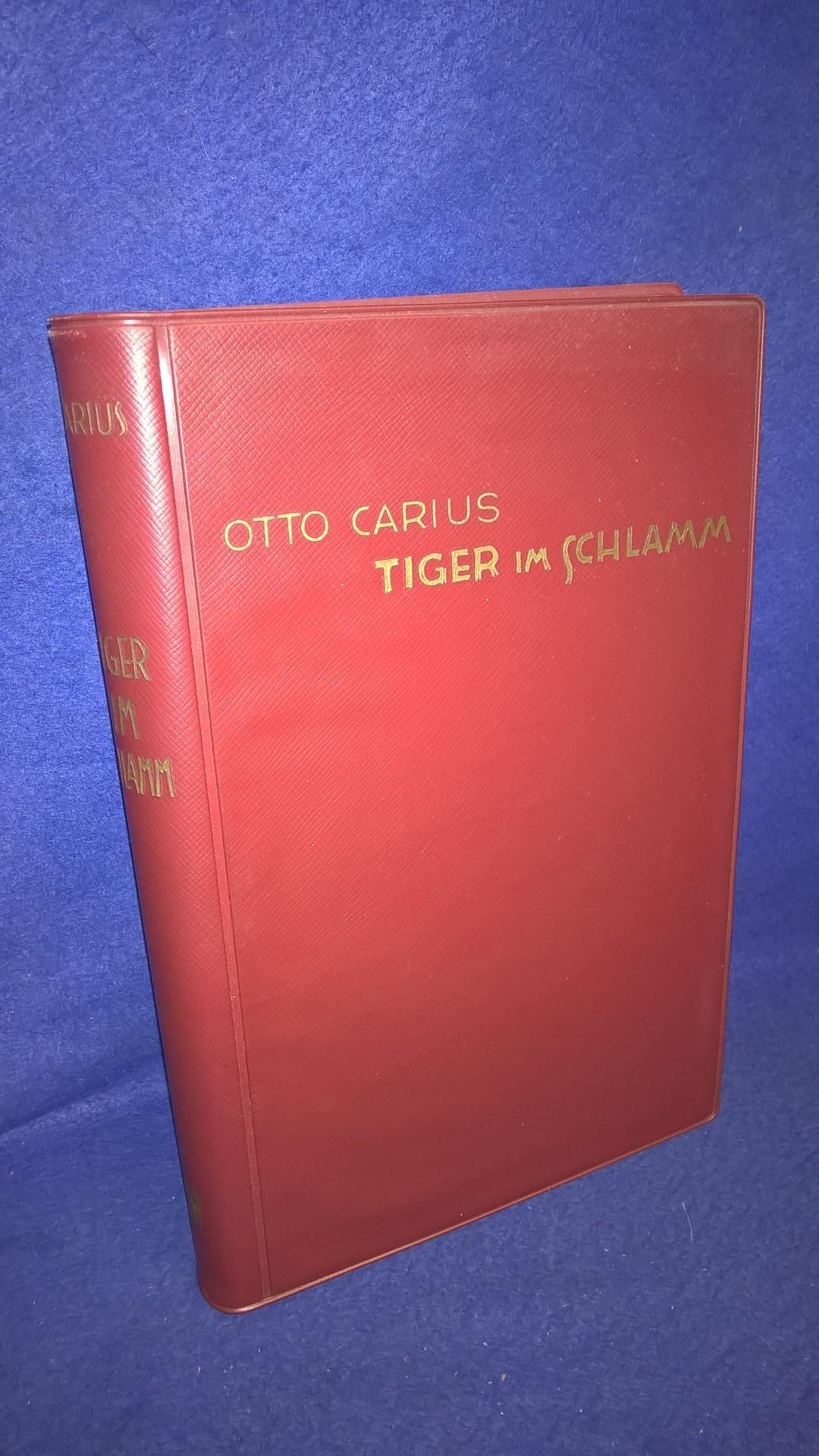 Tiger im Schlamm. Die 2./schwere Pz.-Abt. 502 vor Narwa und Dünaburg. Orginal-Ausgabe von 1960!