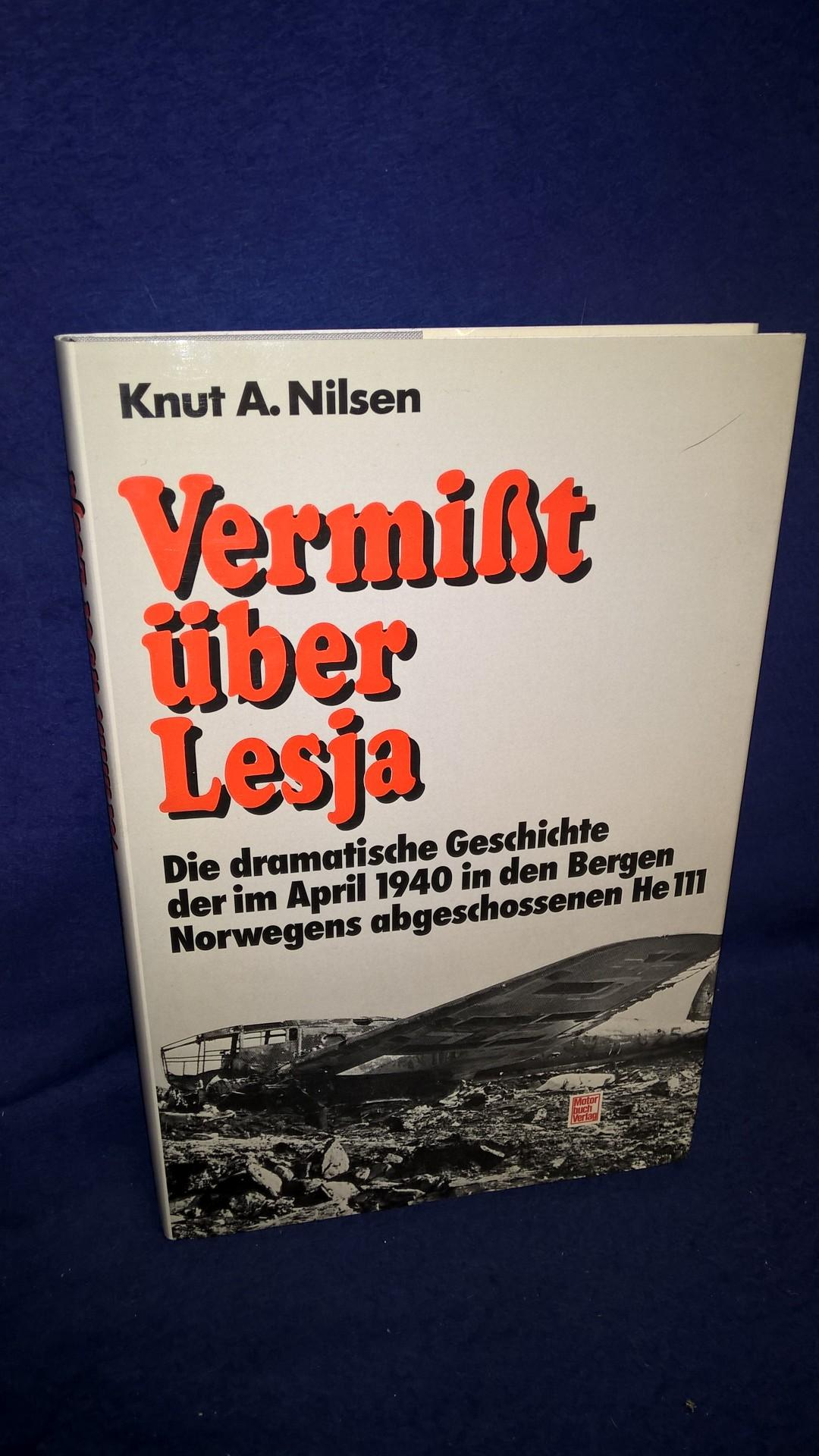 Vermißt über Lesja: Die dramatische Geschichte der im April 1940 in den Bergen Norwegens abgeschossenen He 111