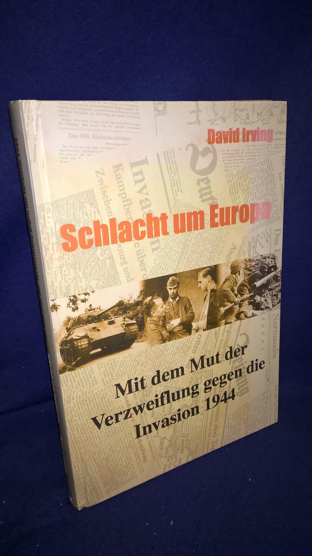 Schlacht um Europa - Mit dem Mut der Verzweiflung gegen die Invasion 1944