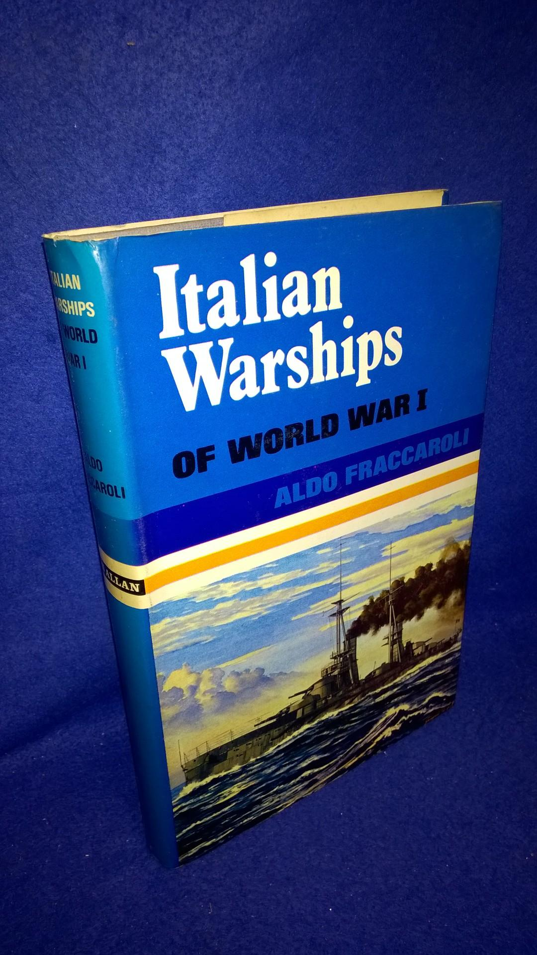Italian Warships of World War II.