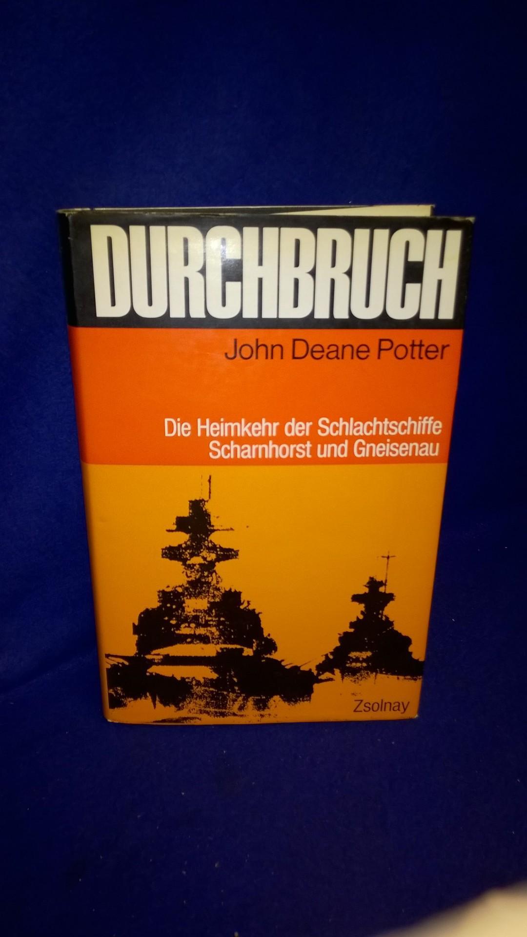 Durchbruch: Die Heimkehr der Schlachtschiffe Scharnhorst und Gneisenau