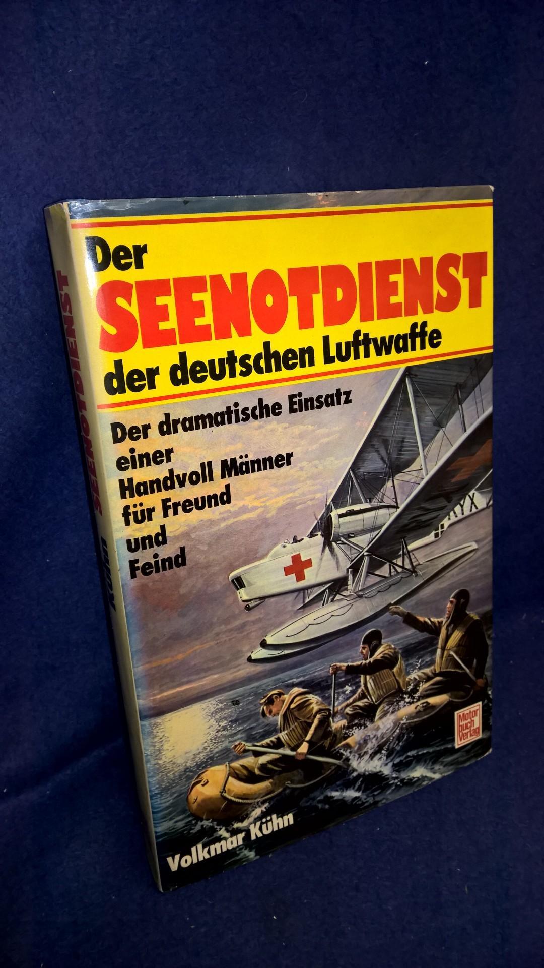 Der Seenotdienst der deutschen Luftwaffe. Der dramatatische Einsatz einer Handvoll Männer für Freund und Feind.