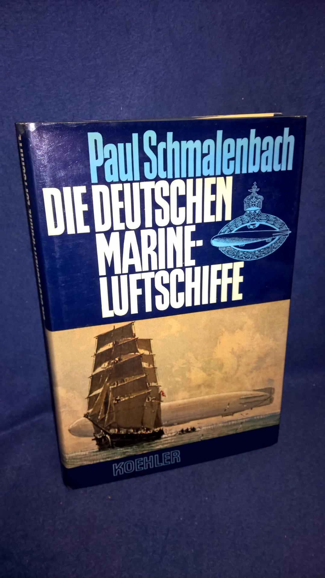 Die Deutschen Marine-Luftschiffe. Werden-Wirken-Nachwirken.