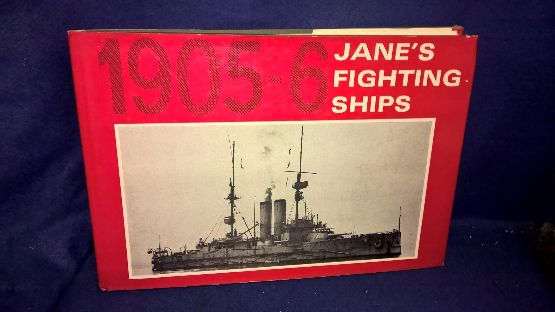 Jane´s Fighting Ships 1905-6. A Reprint oof the Edition of Fighting Ships.