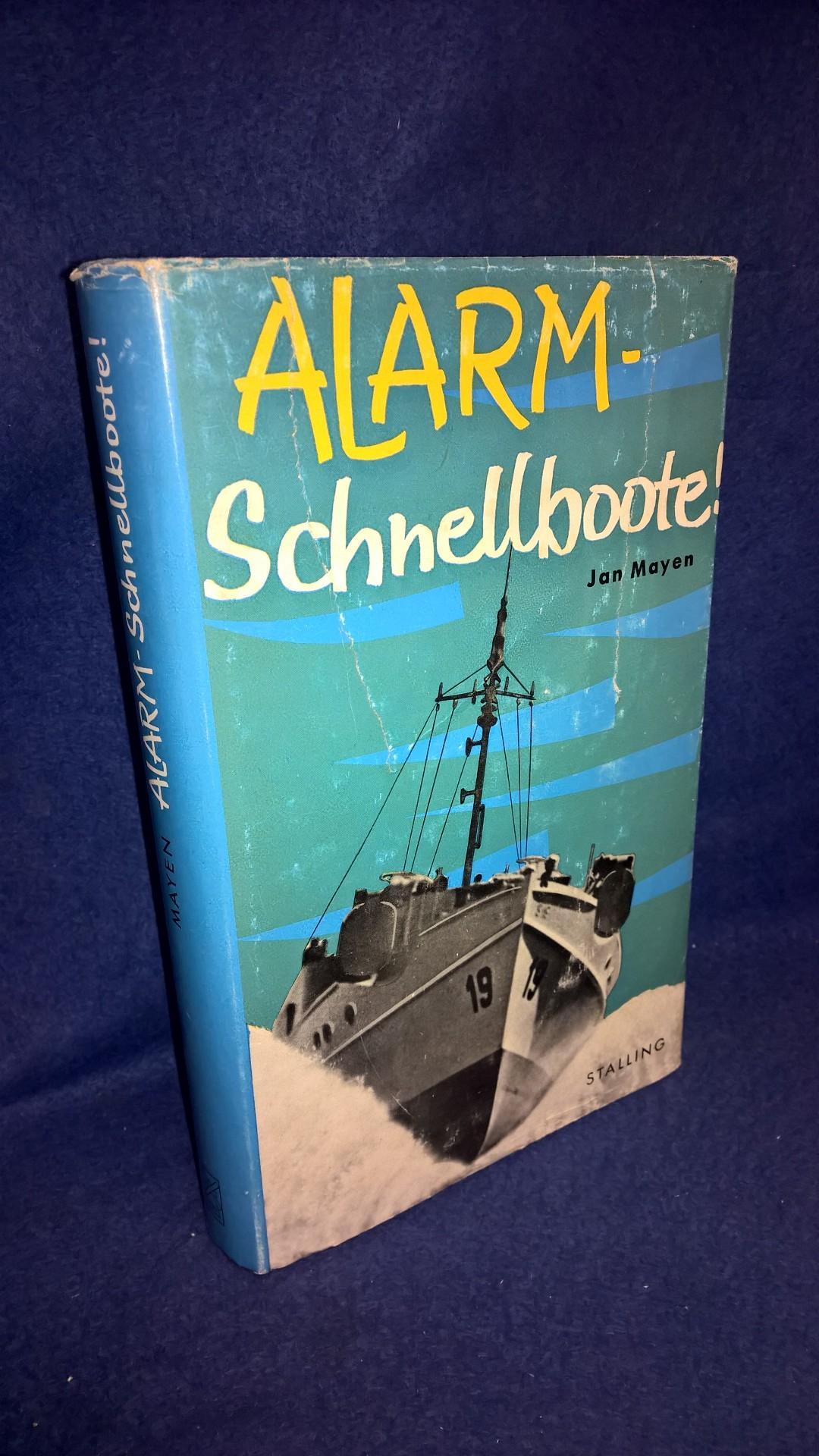 Alarm-Schnellboote! Zwischen Kanal und Kaukasusküste. Ein Tatsachenbericht vom Einsatz der kleinen Boote.