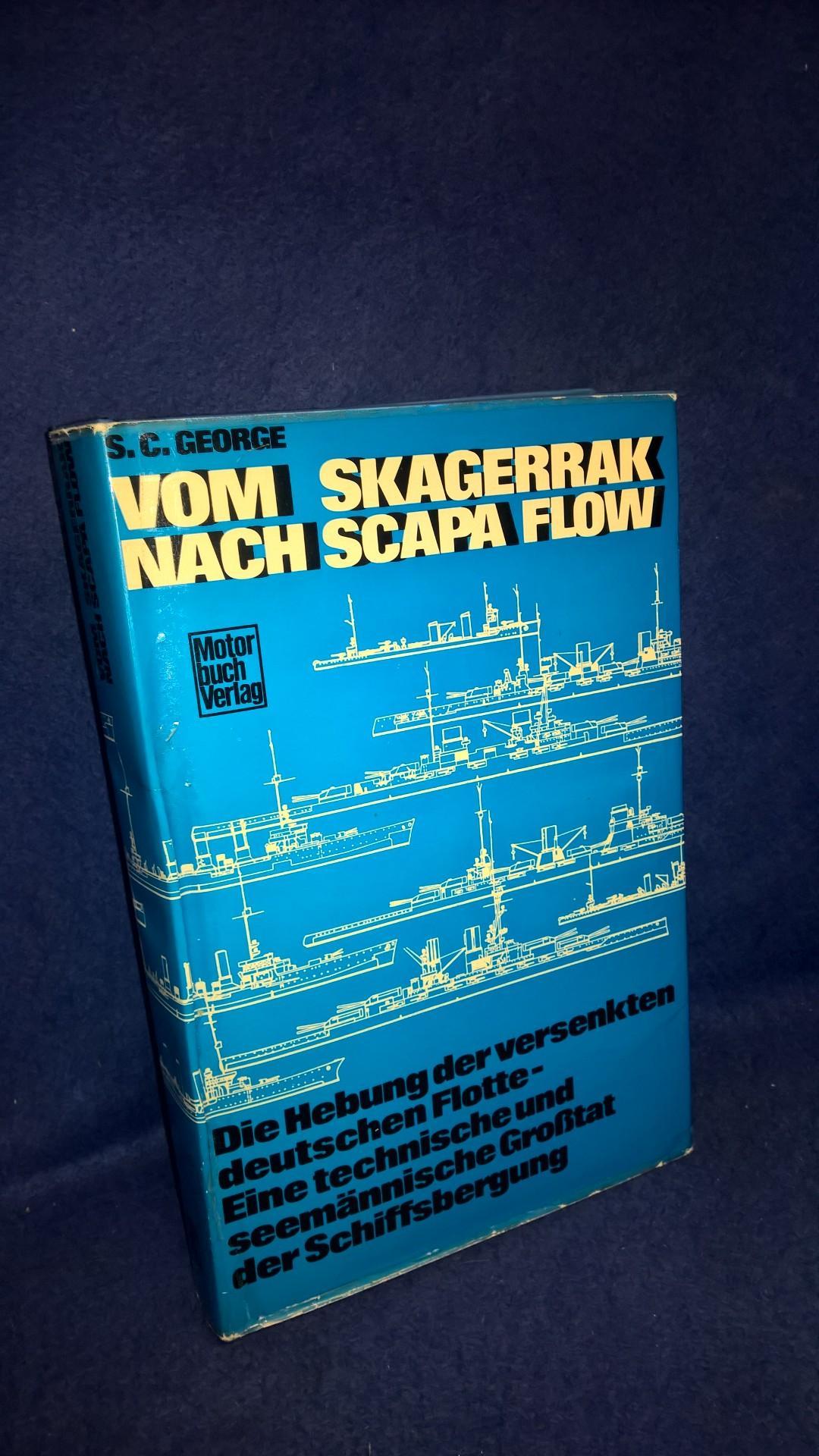 Vom Skagerrak nach Scapa Flow